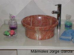 Rojo Alicante y Blanco Macael