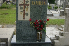Cementerio - Sepulturas