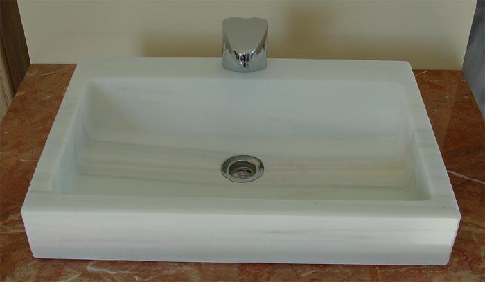 Blanco macael m rmoles jorge garc a for Placa duchas modernas
