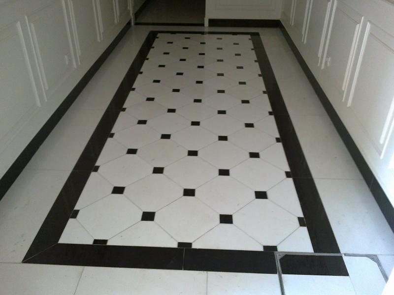 Imagen 270 suelos y paredes m rmoles jorge garc a for Marmol negro y blanco